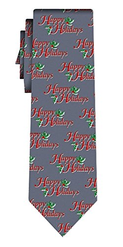 Ralph Marlin cravate happy holidays