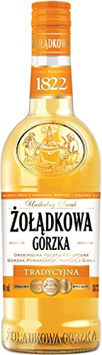 ZOLADKOWA GORZKA Traditional - Vodka - Lot de 3 bouteilles de 70cl
