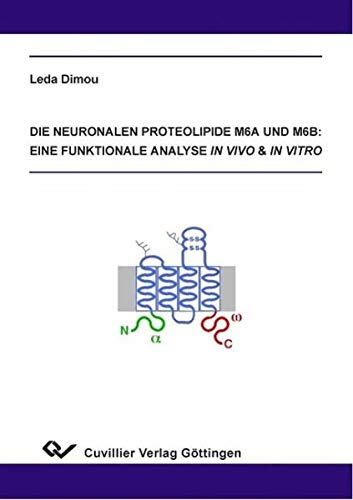 Die neuronalen Proteolipide M6A UND M6B: Eine funktionale Analyse In Vivo & In Vitro