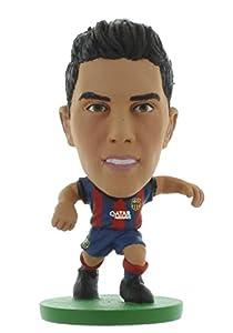 SoccerStarz - Figura con Cabeza móvil FC Barcelona (400807)