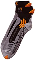 Socquette X-Socks Run Performance TrailSocquette ou chaussette bassedetrail X-Socks Run Performance Trail, forme anatomique avec multi protections pour les entrainements en nature. Le haut de gamme de la chaussette de running. Forme anatomique de l...