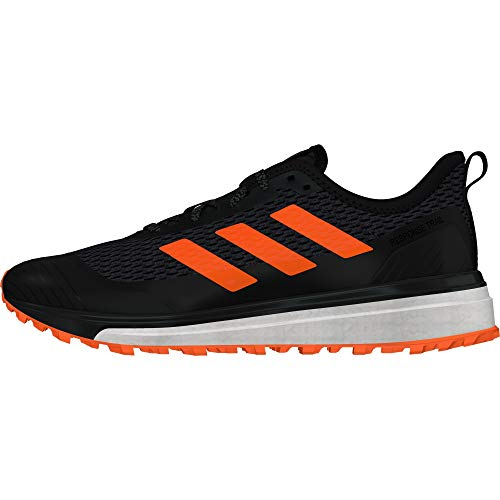 adidas Herren Response Trail M Traillaufschuhe, Schwarz (Negbás/Naalre/Carbon 000), 43 1/3 EU - Response Trail-running-schuh