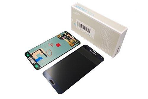 Display Full LCD Komplettset Touchscreen Glas Scheibe Ersatzteil Zubehör Reparatur Schwarz für Samsung Galaxy S5 G900 / S5 Plus G901 F + Werkzeug Opening Tool Modellnummer: GH97-15734B / GH97-15959B (Galaxy S5 Reparatur-service)