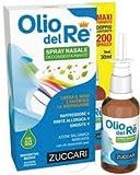 Best Décongestionnant nasal sprays - Zuccari–Huile du Roi Spray Nasal 30ml Décongestionnant avec Review