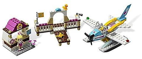 LEGO Friends - 3063 - Jeu de Construction - Le Club d'aviation de Heartlake City