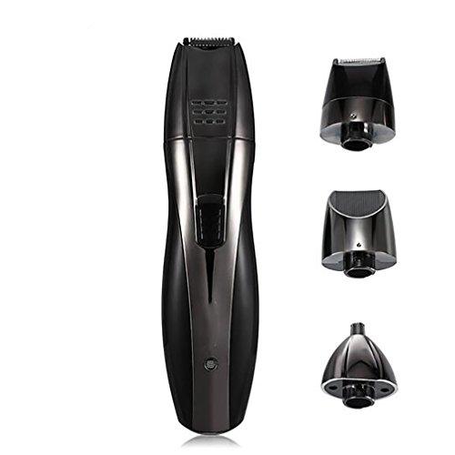 LL-3 en 1 nariz recargable barba trimmer oído patillas pelo recortadora de pelo  cortadora fc56f5555a57