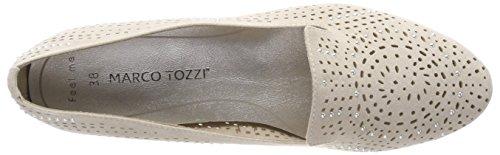 Marco Tozzi Damen 24502 Slipper Beige (Dune)