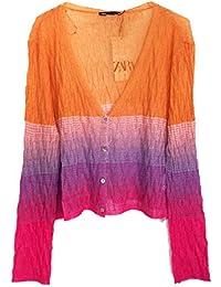 c3c33f2496 Amazon.it: Zara - Maglioni, Cardigan & Felpe / Donna: Abbigliamento