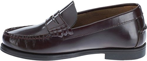 Sebago Plaza Ii, Mocassini Donna, Marrone (Cordo Leather), 42.5 EU