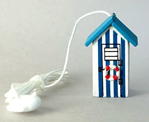 Beach Hut Light Pull (15279) (bl...