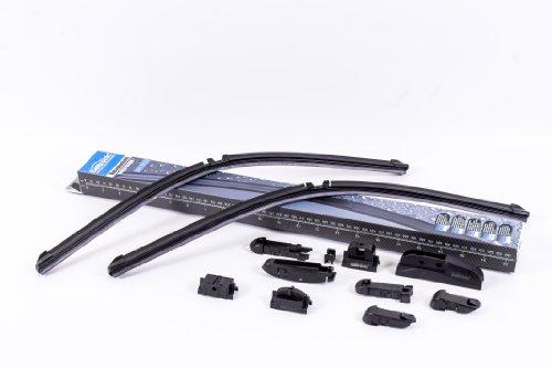 Seitronic® Scheibenwischer Set mit Spoiler in der Größe 1X 15