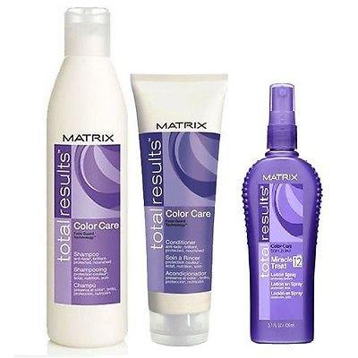MATRIX TOTAL RESULTS Color Care Shampoo 300ml + Balsamo 250ml
