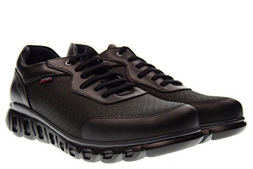 T00fwsq 12900 Chaussures Homme Baskets Callaghan Black CQerdWxBo