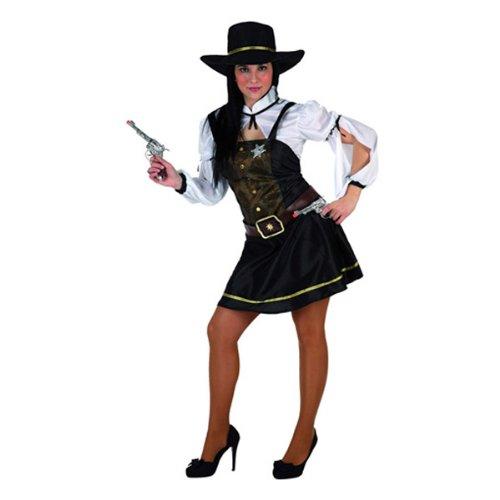 Damen (Bandit Kostüm Frauen)