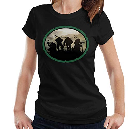 Teenage Mutant Ninja Turtles Shell Women's T-Shirt