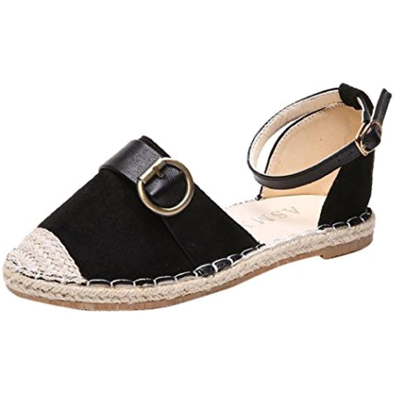 8ce48ec2a0e1c LUCKYCAT s d été Femme, Prime Day Amazon Chaussures de Été Amazon s ...