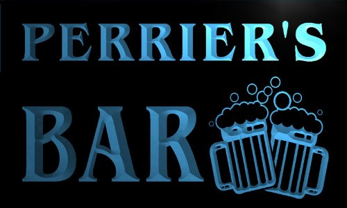 w022028-b-perriers-nom-accueil-bar-pub-beer-mugs-cheers-neon-sign-biere-enseigne-lumineuse