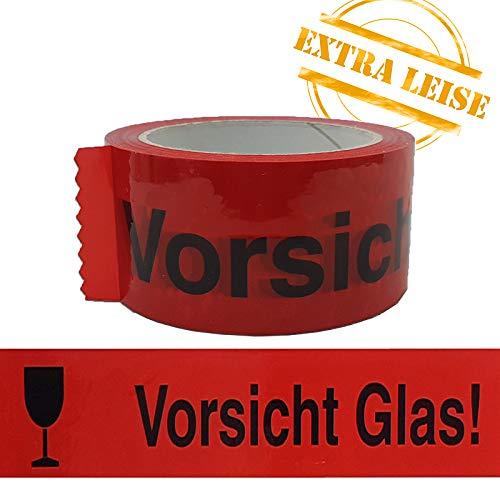 Aufkleber 15cm Sticker Etiketten Vorsicht Glas Zerbrechlich