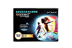 Bausch & Lomb Iconnect Value Pack Contact Lens - 6 Pieces (-2.75)