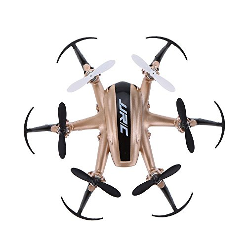 Gecoty-Mini-Drone-JJRC-H20-3D-Rollover-Headless-Model-Nano-RC-Quadcopter-24G-4CH-6-Axis-Flying-Helicopter-Remote-Control-Toys-Gold