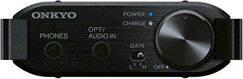 Equalizer Dac (Onkyo DAC-HA200 Kopfhörerverstärker mit D/A-Wandler für iOS und Android (Digital/Analog Eingang, HD-Player Pack) schwarz)