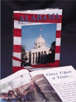 Alabama: The History, Geography, Economics And Civics of an American State by Leah Rawls, Lll Atkins (2004-06-30)