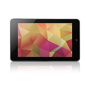 """Google Nexus Tablette tactile 7"""" (17,78 cm) Processeur NVIDIA Arm Cortex A9 1,2 Ghz 32 Go Android WiFi Noir"""
