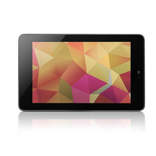 Google 90OK0MW1101120U Nexus 17,8 cm(7 Zoll) Tablet-PC (NVIDIA Tegra 3, 1,2GHz, 1GB RAM, 32GB HDD, NVIDIA 12 ULP, USB 2.0, Android 4.1) schwarz (7 Nexus Tablet 32gb)
