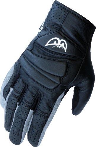 BERIK G-8643-BK Handschuh schwarz/grau XXL