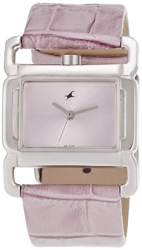 Fastrack Fits and Forms Analog Purple Dial Women's Watch - 6089SL01 image