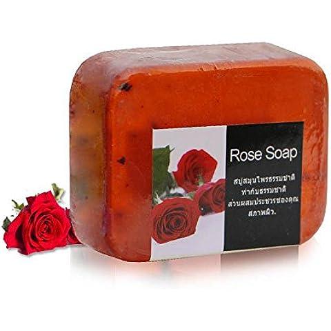 F&HY&L 11 piel hidratante hidratante jabón limpieza aceite 3 * 100g planta componentes. aceite de limpieza profundos jabón caléndula JABÓN hecha a mano .