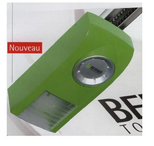BERNER-TORANTRIEBE-Oprateur-500N-pour-porte-basculantesectionnellelatrale-Berner-GA101