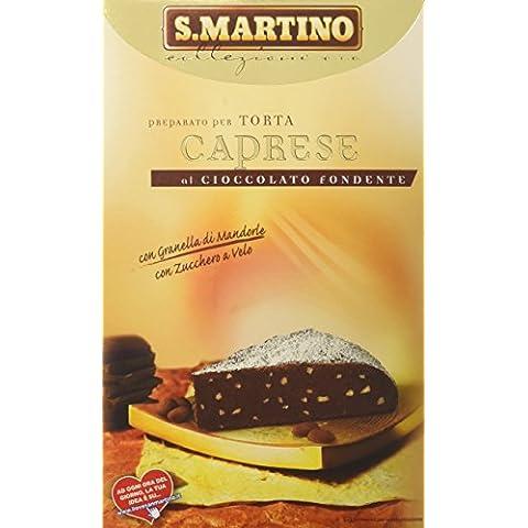 S.Martino - Torta Caprese al Cioccolato Fondente