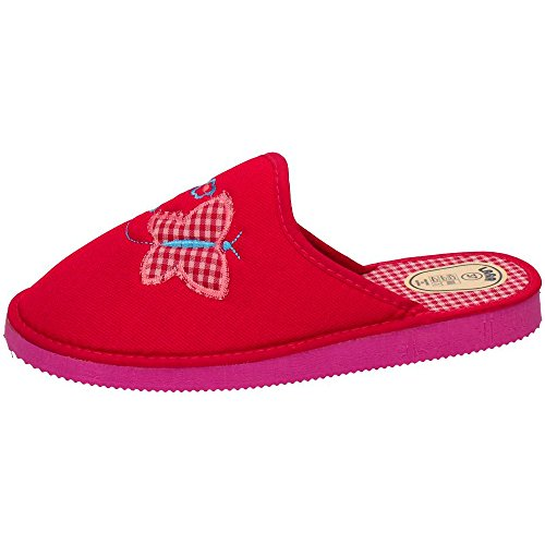 MADE IN SPAIN, Pantofole donna Fucsia