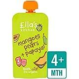 Papayes De Cuisine, Les Mangues Et Les Poires Étape 1 De 120G De Ella - Paquet de 4