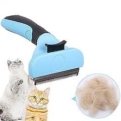 Bluedream Pet Hair für kleine Hunde zur,Mittlerer Hund,Großer Hund,Entfernung der Unterwolle Lange, Kurze Haare
