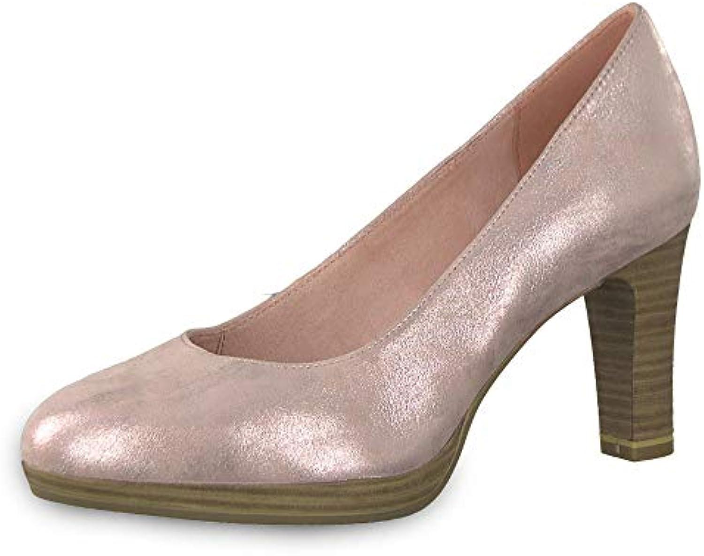 Tamaris, Scarpe Scarpe Scarpe col Tacco Donna rosa rosa | Pratico Ed Economico  | Scolaro/Ragazze Scarpa  9bbd4a