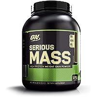 Optimum Nutrition - Serious Mass, Cioccolato, 2.72kg