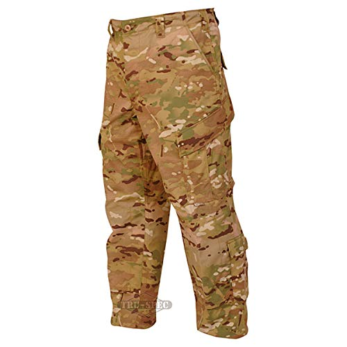 Tru-Spec 1293 Tactical Response Uniform (TRU) Pants, Desert Digital Camo -