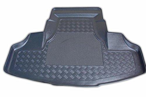 Aristar 192832 Alfombrillas para maletero , Cubeta para maletero (Borde de protección de 5 cm, antideslizante, ligera y flexible)