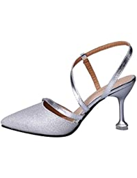 TPulling Balletto Donna, Argento (Gold), 35=EU:34
