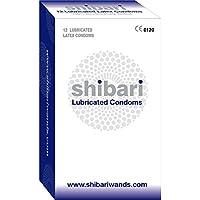 SHIBARI geölte Latex-Kondome–Box mit 12Stück preisvergleich bei billige-tabletten.eu