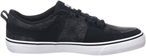 DC Universe Herren Lynx Vulc Tx Se Sneakers washed out black