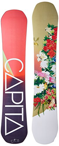Capita Birds of a Feather 2017 Women's Snowboard 144