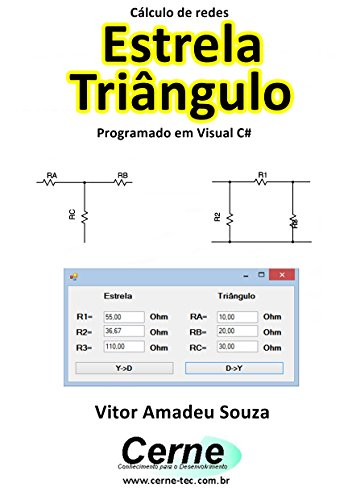 calculo-de-redes-estrela-triangulo-programado-em-visual-c-portuguese-edition