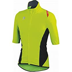 Maillot Sportful Fiandre Light m/c Neon 2016