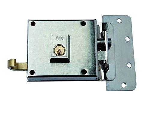 Yale 610DHN Cerradura de Sobreponer,  6. A Mano Derecha Entrada 55 mm