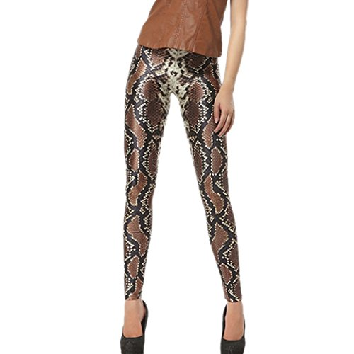 Aivtalk Moda Leggings Skinny Pantalones Lápiz Elásticos Pants...