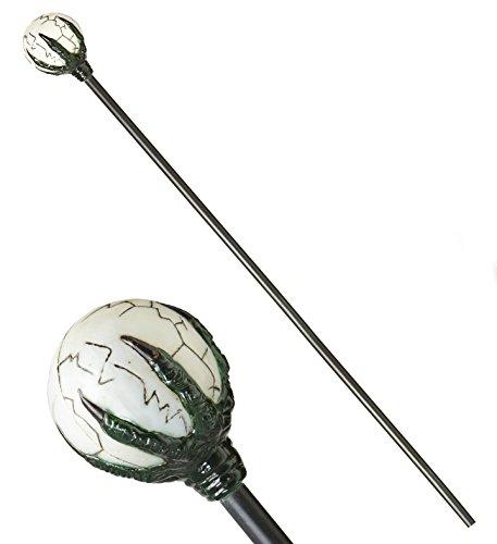 Widmann 52815 - bastone da strega/stregone, lunghezza 122 cm