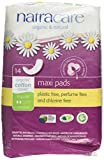 Natracare Natural Pads  Regular -12 x Packs of 14 (168 Pads)
